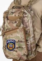 Штурмовой тактический рюкзак с нашивкой ДПС