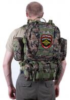 Штурмовой тактический рюкзак с нашивкой Полиция России
