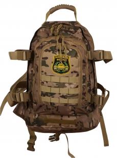 Штурмовой тактический рюкзак с нашивкой Танковые Войска - купить в розницу