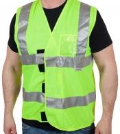 Водительский сигнальный жилет Carrycode Tech-Wear 3M Scotchlite™ (Австралия)