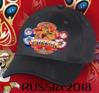 Сильная бейсболка «Россия, вперед!»
