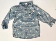 Симпатичная детская рубашка