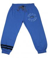 Синие бриджи Hype для спортивных девушек