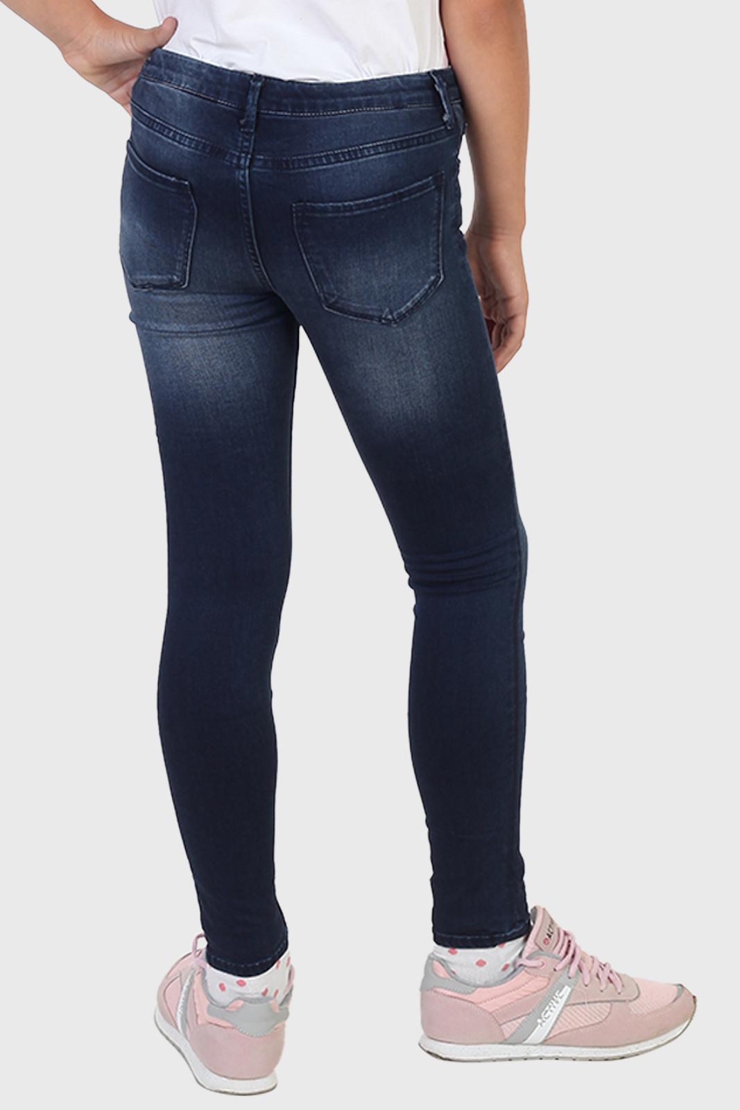 Детские зауженные джинсы джеггинсы