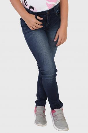 Синие джинсы для детей
