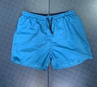 Синие мужские шорты от LONG YUN