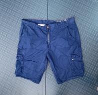 Синие мужские шорты от ORIGINAL HANDCRAFTED