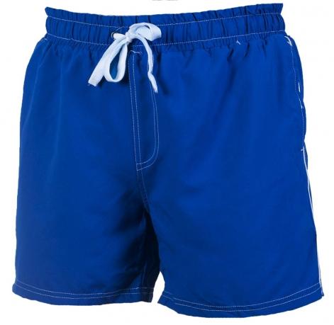 Синие шорты
