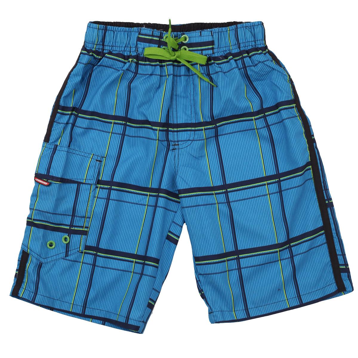 Синие шорты для мальчика - купить по специальной цене