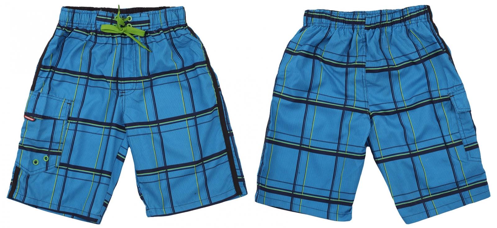 Заказать синие шорты для мальчика