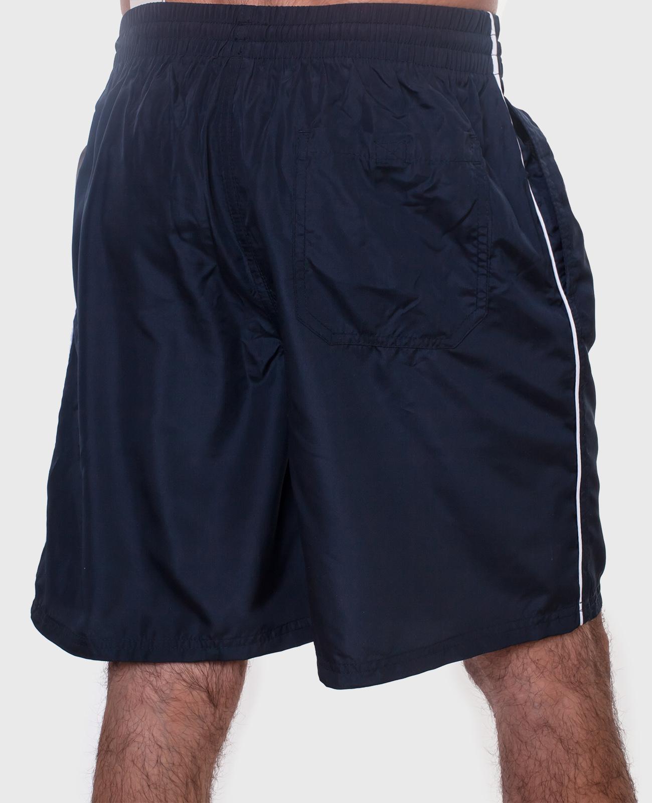 Купить в интернет магазине синие мужские шорты