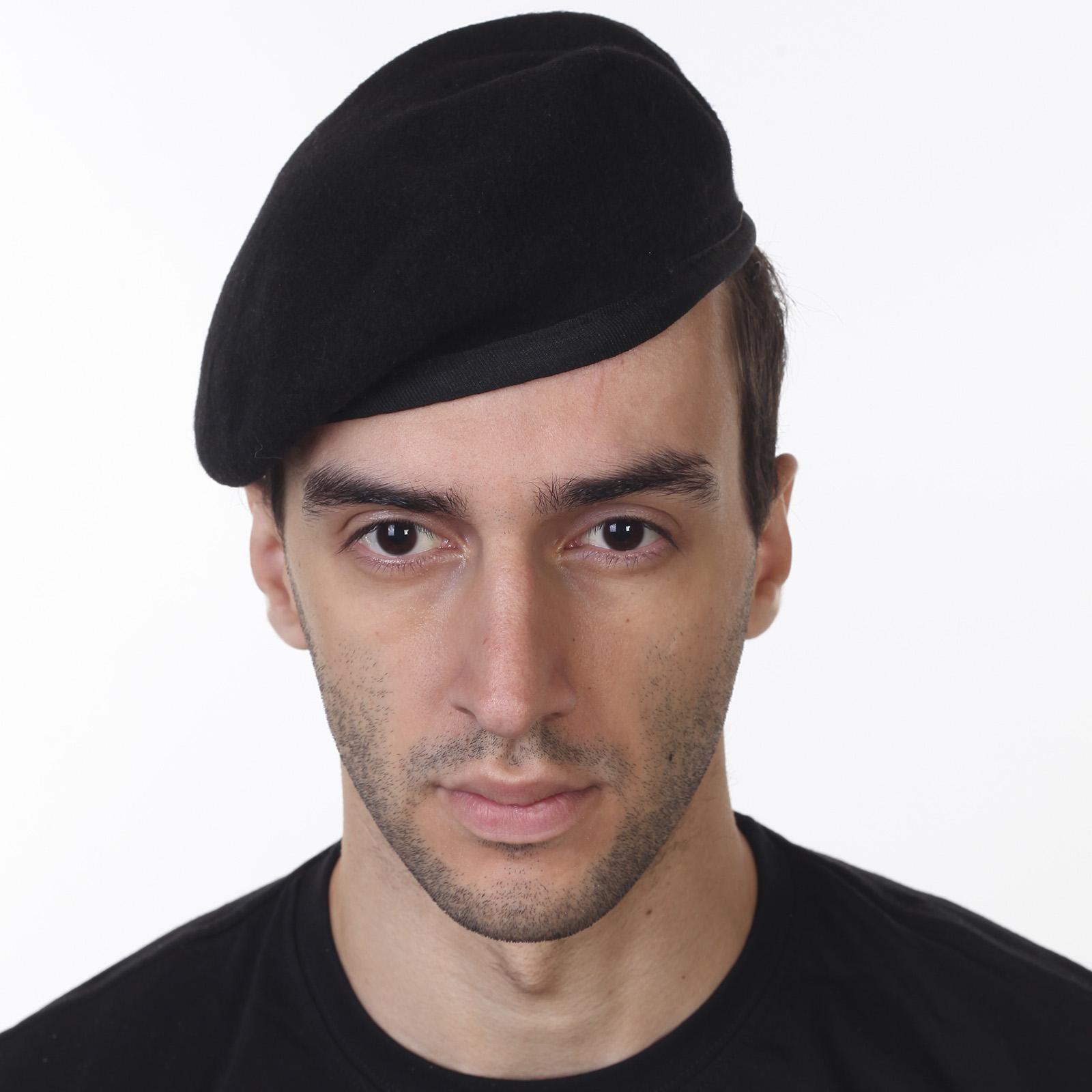 Черный берет морпехов НАТО