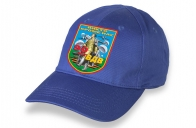 Синняя кепка 90 лет ВДВ с девизом