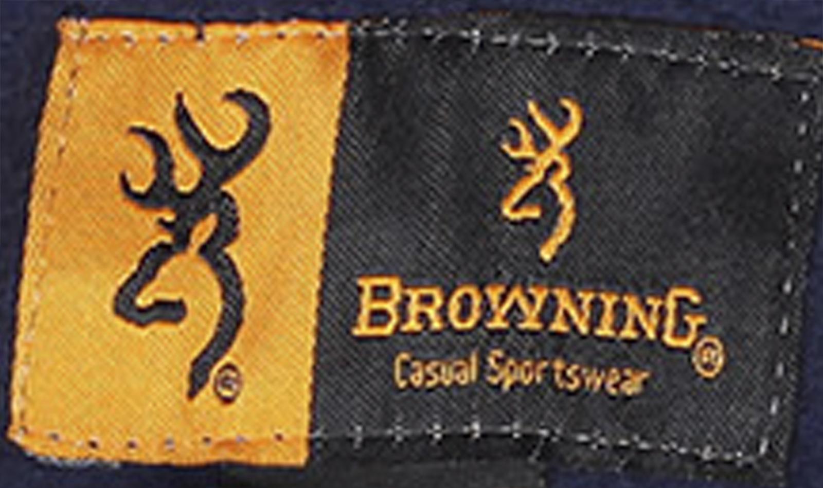Крутая синяя толстовка с капюшоном от Browning