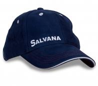Синяя бейсболка Salvana.