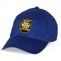 Синяя бейсболка Флот России