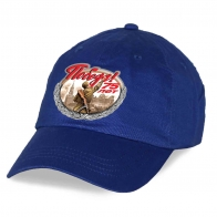 Синяя бейсболка к 75-летнему юбилею Победы