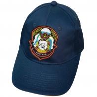 Синяя мужская бейсболка Морская пехота Спутник