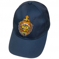 Синяя бейсболка МВД России