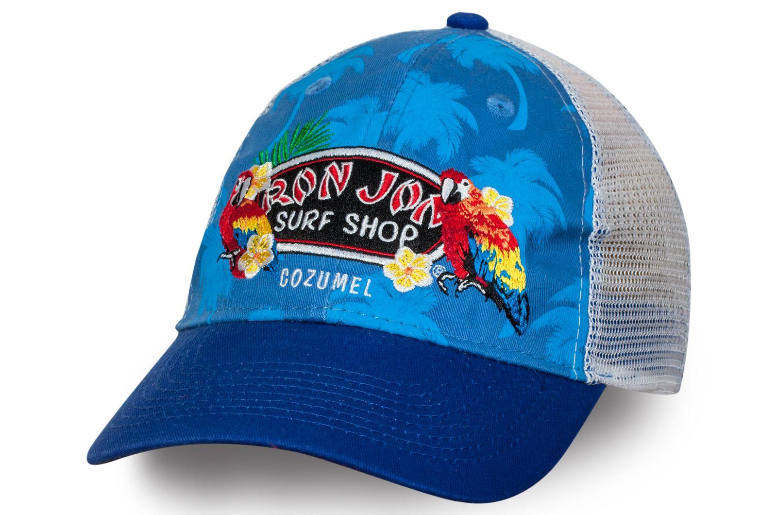 Бейсболка серфингиста Ron Jon | Купить бейсболку с вышивкой