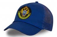 Синяя бейсболка с эмблемой ПС ФСБ России