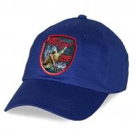 Синяя бейсболка с принтом на 75-летие Победы