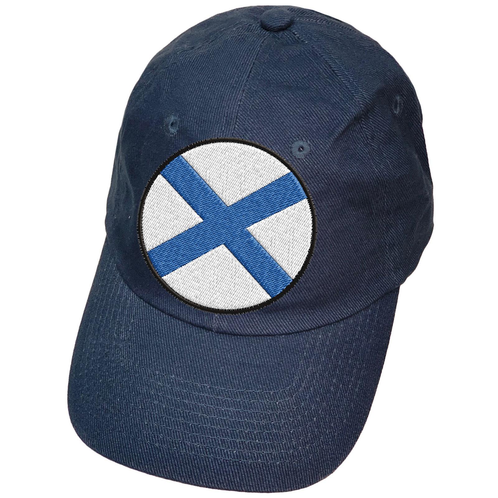 Мужская кепка с вышивкой ВМФ