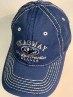Синяя бейсболка SKAGWAY