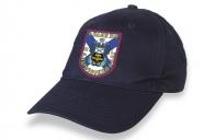 Синяя бейсболка Военно-морской флот