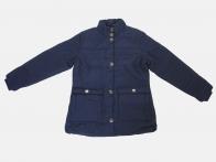 Синяя демисезонная женская куртка ESMARA® (Германия).