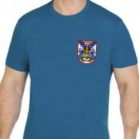 Синяя футболка Морская пехота