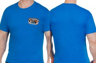 """Синяя футболка """"Тихоокеанский флот"""" - купить по лучшей цене"""