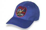 Синяя кепка на День Победы-2020