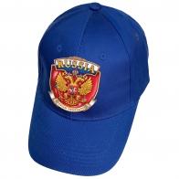 Синяя кепка Russian Federation