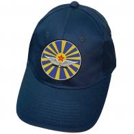 Синяя кепка с эмблемой ВВС СССР