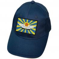Синяя кепка с флагом ВВС СССР