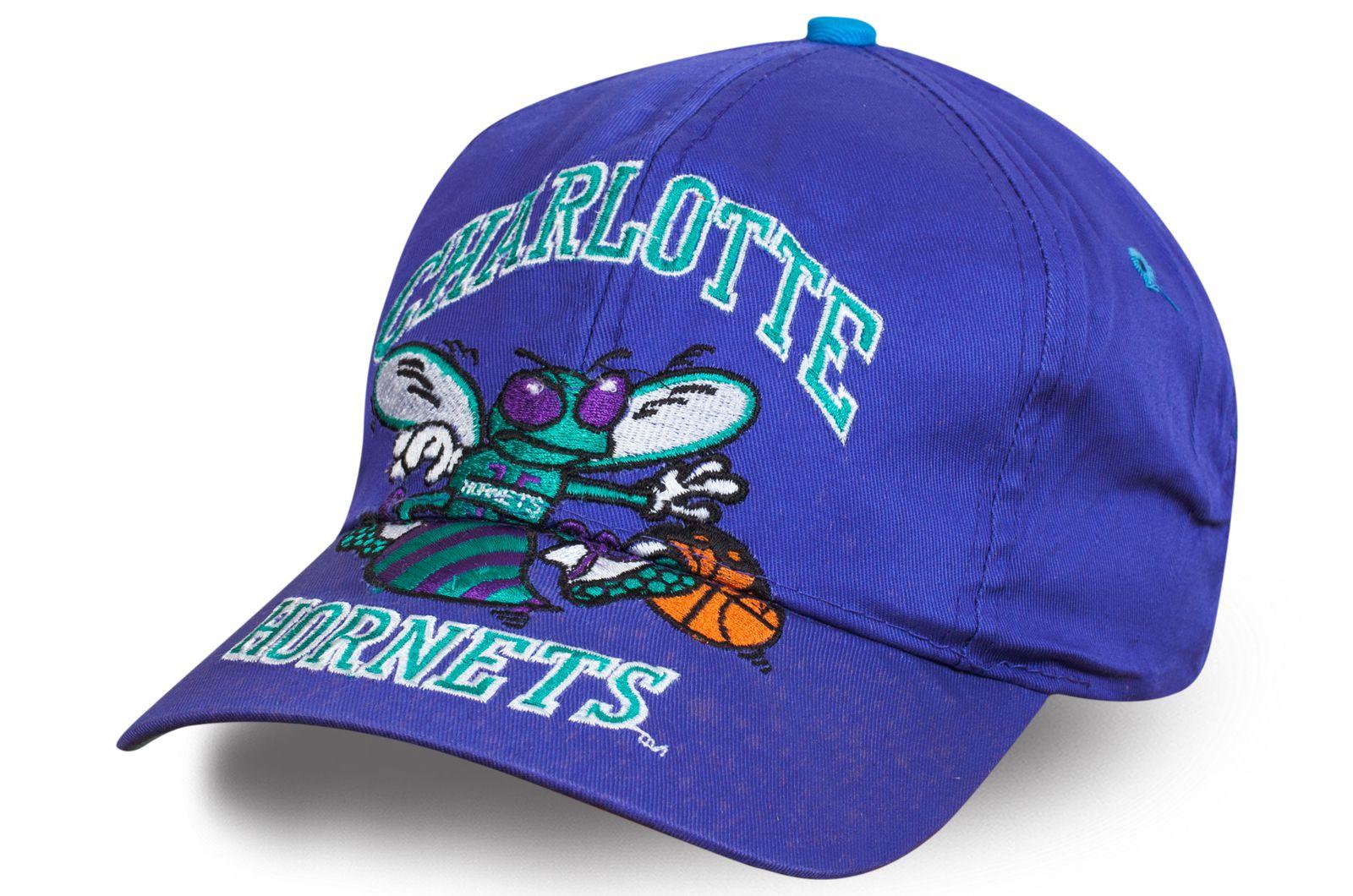 Бейсболка баскетбольной команды - купить в интернет-магазине с доставкой
