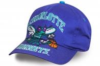 Бейсболка баскетбольной команды Charlotte Hornets