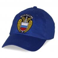 Синяя классическая бейсболка ФСО России