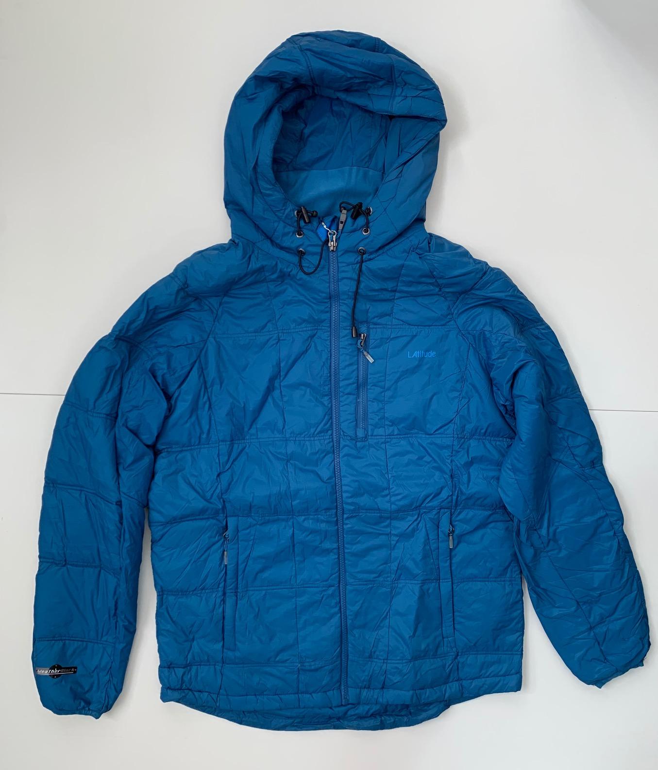 Синяя мужская куртка от Latitude