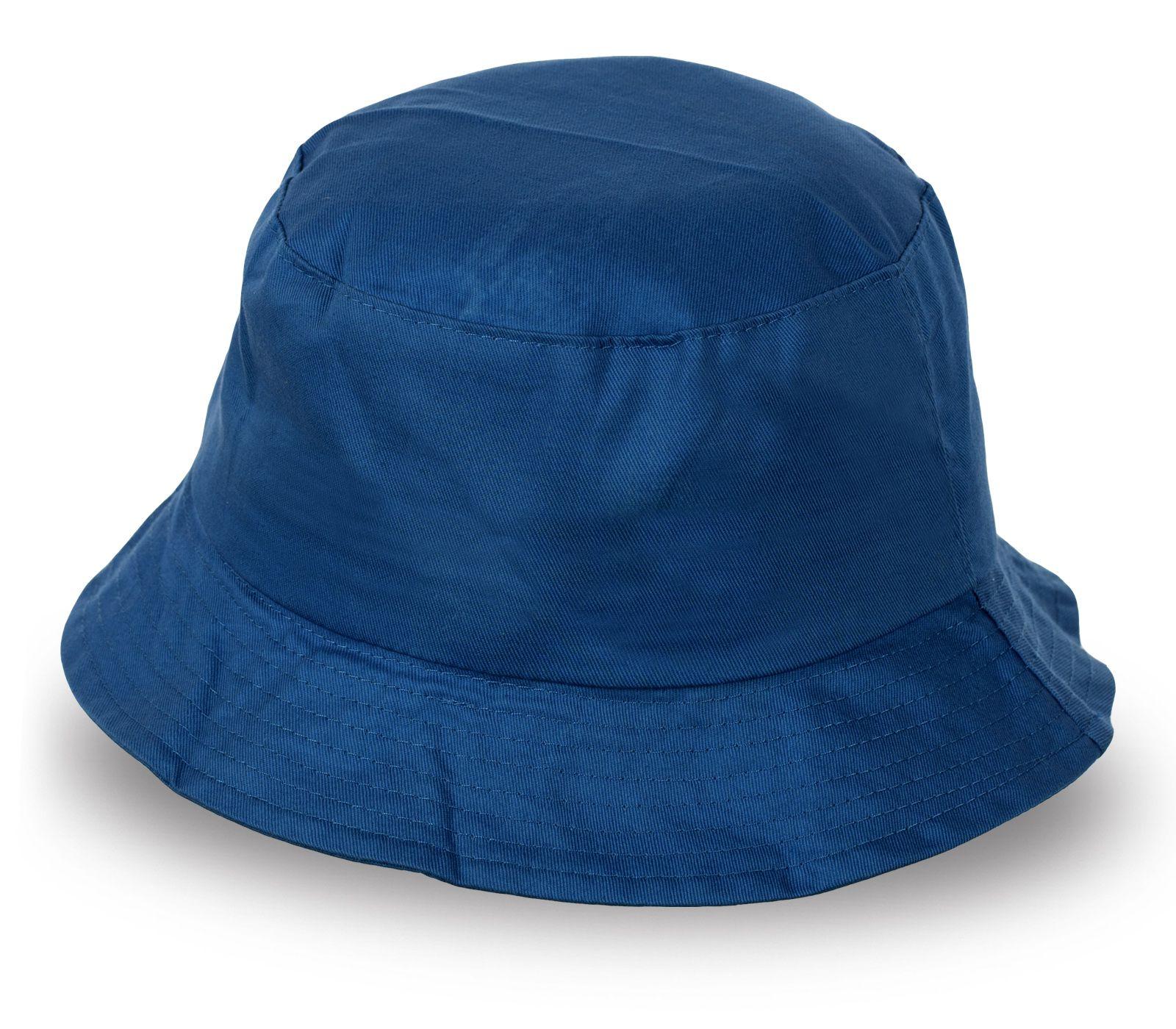 Синяя панама для пикника - купить недорого