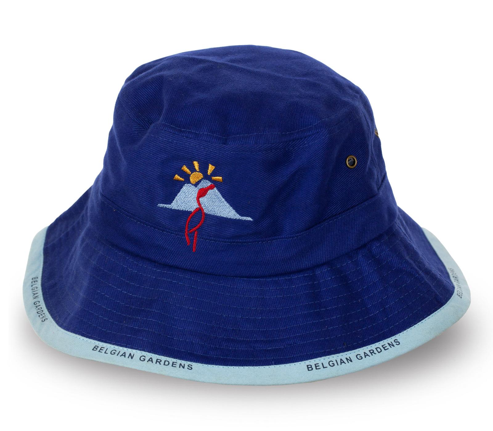 Синяя панамка бельгийского качества - купить по низкой цене