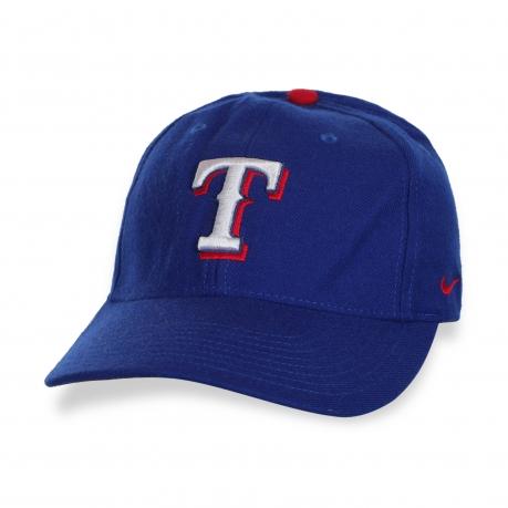 Синяя популярная бейсболка T