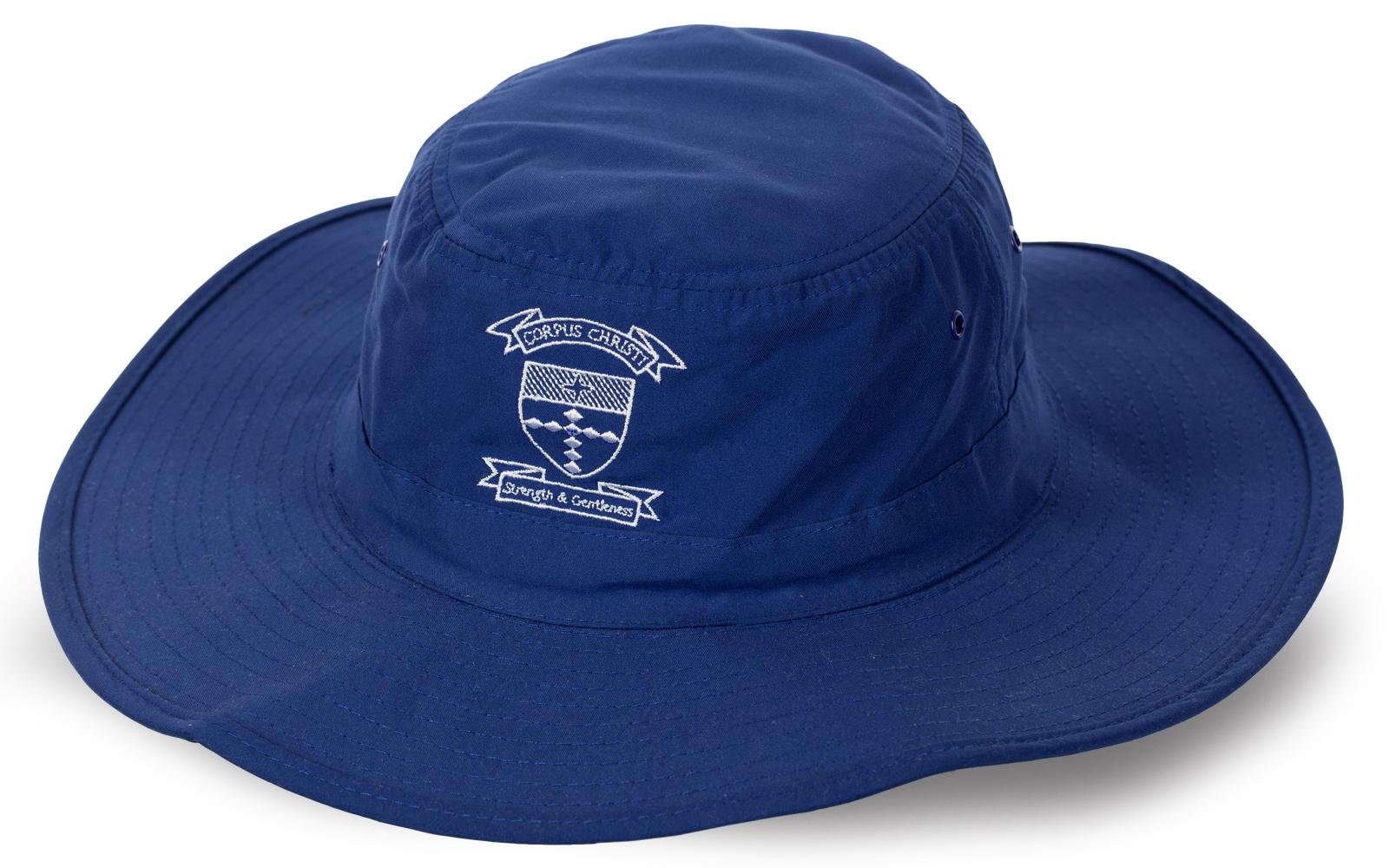 Синяя шляпа для морских прогулок - купить с доставкой