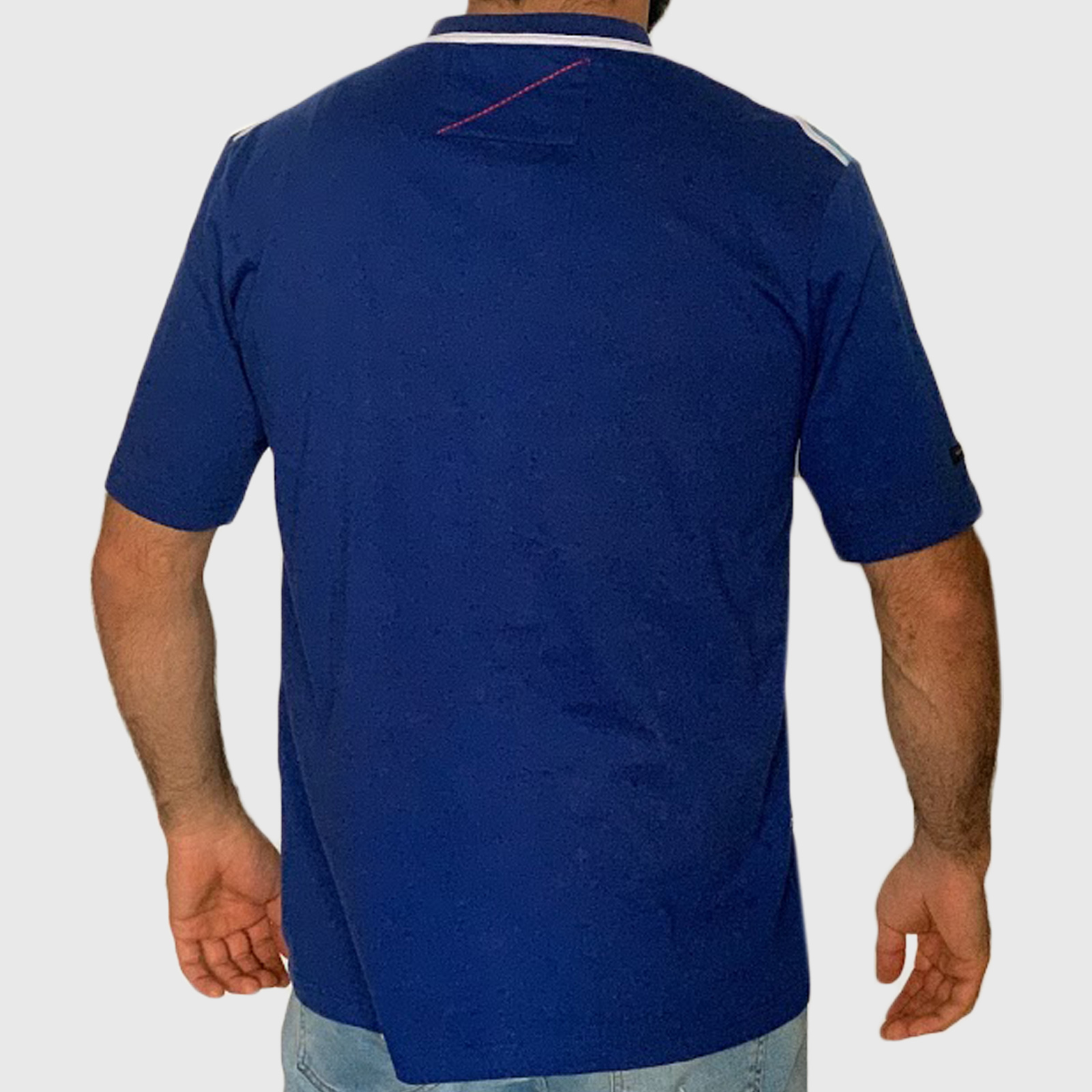 Мужская синяя футболка Sean John