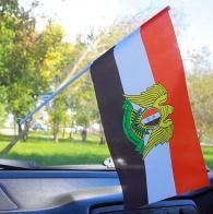 Сирийский флаг в машину