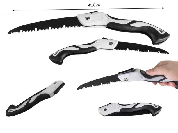 Складная ножовка по дереву Pigin Folding Saw 450 SK5