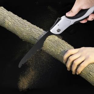 Складная пила по дереву Pigin Folding Saw 530 SK5