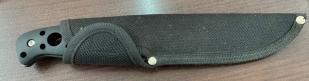 Складной надежный нож с отверстиями в рукояти