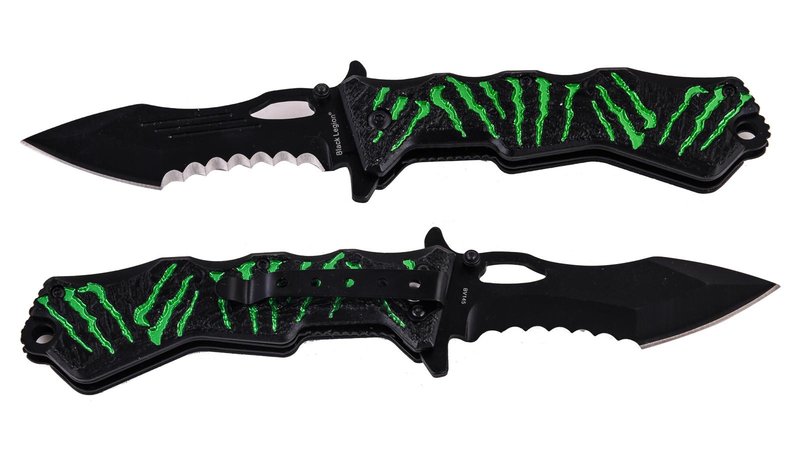 Складной нож Black Legion Mutant BV-145 (США)